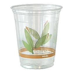 Solo Bare Cold Cups RPET Plastic