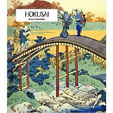 Retrospect Monthly Desk Calendar Hokusai 6