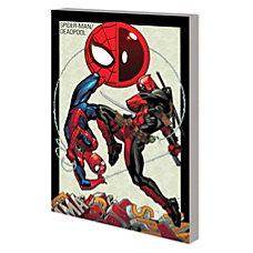MARVEL Spider ManDeadpool Isnt It Bromantic
