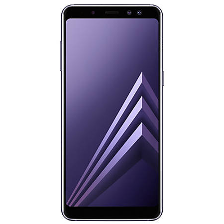 Samsung Galaxy A8 A530F Cell Phone, Orchid Gray, PSN101073