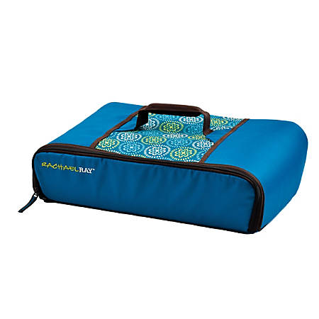 Rachael Ray Universal Thermal Carrier, Blue