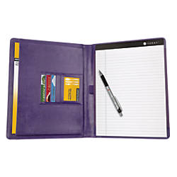 FORAY RightLeft Handed Padfolio Large 9