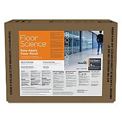 Diversey Floor Science Easy Apply Floor