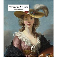 Retrospect Monthly Desk Calendar Women Artists
