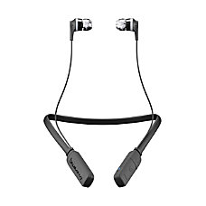 Skullcandy Inkd Bluetooth Earbud Headphones BlackGray