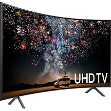 Samsung 7300 UN55RU7300F 546 Curved Screen