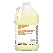 Diversey Dry Foam Shampoo and Encapsulation