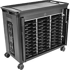 HP 30 Notebook Charging Cart 42