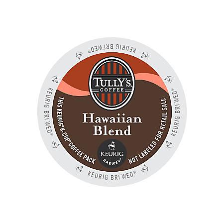 Tully's Coffee® Hawaiian Blend Coffee K-Cups®, Box Of 24
