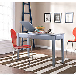 Holly Martin Uphove Desk GrayBlack