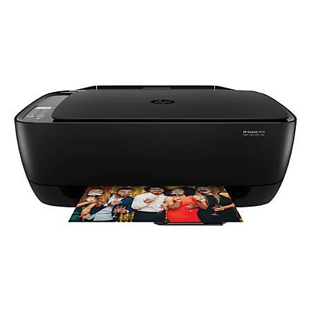 HP DeskJet 3639 All-in-One Printer, Scanner, Copier