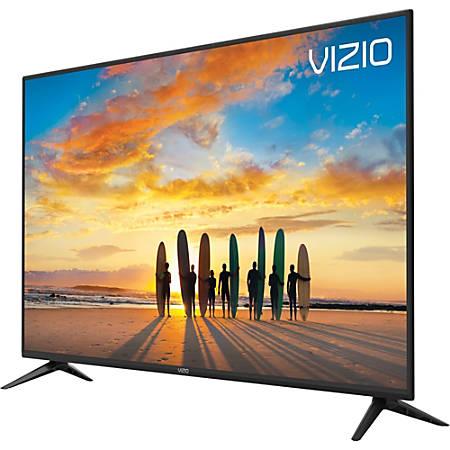 """VIZIO V V556-G1 54.5"""" Smart LED-LCD TV - 4K UHDTV - Black - Full Array LED Backlight - Google Assistant, Alexa Supported"""