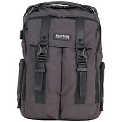 Kenneth Cole Reaction Polyester Dual Compartment