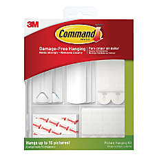 Command Picture Hanging Kit 38 Piece