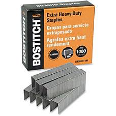 Bostitch B38HD 1M Heavy Duty Staples