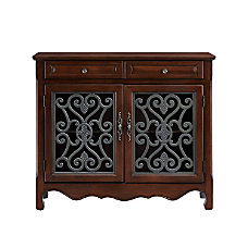 Powell Balfour 2 Door Console Table
