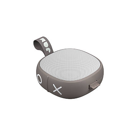 Jam Audio Hang Up HX-P101GY Bluetooth® Speaker, Gray