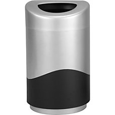 Safco Open Top Receptacle 30 gal