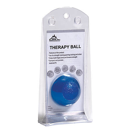 Black Mountain Products Hand Therapy Ball, Blue