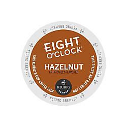 Eight OClock Hazelnut Coffee K Cup