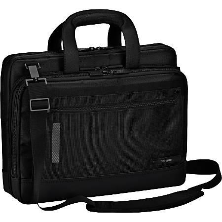 Targus Revolution Ttl416us Carrying Case For 16 Notebook Ipad Tablet Pc Black Item 846076