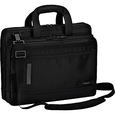 """Targus® Revolution Carrying Case For 16"""" Notebook And Apple® iPad®, Black"""
