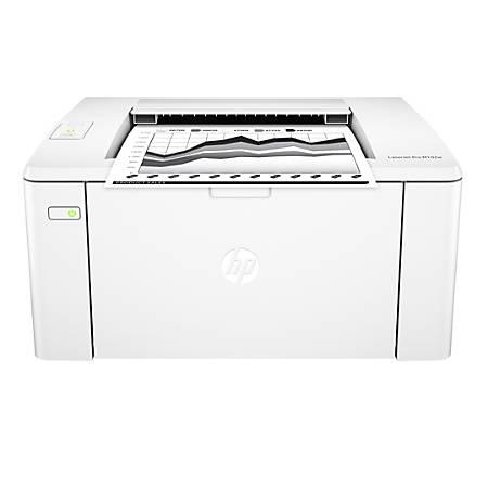 HP LaserJet Pro M102w Wireless Laser Printer With Mobile Printing (G3Q35A)