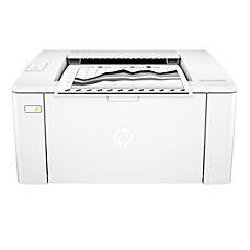 HP LaserJet Pro M102w Wireless Laser