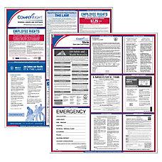 ComplyRight Virigina FederalState Labor Law Poster