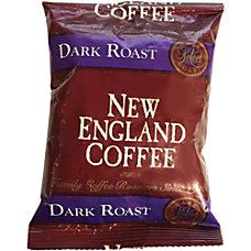 New England French Roast Coffee Portion