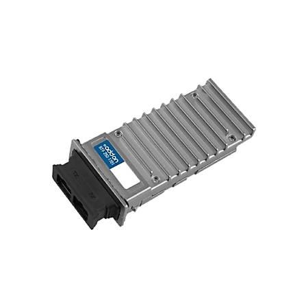 AddOn Cisco DWDM-X2-46.12 Compatible TAA Compliant 10GBase-DWDM 100GHz X2 Transceiver (SMF, 1546.12nm, 80km, SC)