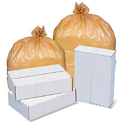 Inteplast LLDPE Can Liners 2 mil