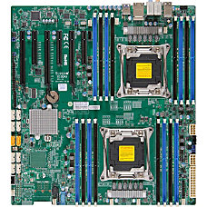 Supermicro X10DAi Server Motherboard Intel Chipset