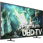 "Samsung RU8000 UN82RU8000F 81.5"" Smart LED-LCD TV - 4K UHDTV - Titan Gray - LED Backlight - Google Assistant, Alexa, Bixby Supported - Tizen - Dolby Digital Plus, Dolby Digital, Dolby"