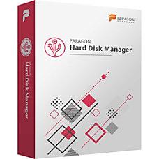 Hard Disk Manager 16 Bus SVR