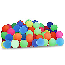 Juvale Bouncy Balls Party Favors For