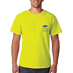 Jerzee 5050 Pocket T Shirt