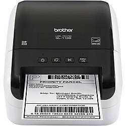 Brother QL 1100 Direct Thermal Printer