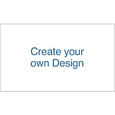 A Frame Sign Horizontal Create Your