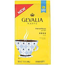 Gevalia French Roast Coffee 12 Oz