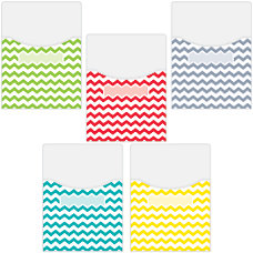 Creative Teaching Press Chevron Solids Library