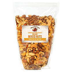 Office Snax Roasted And Salted Mixed