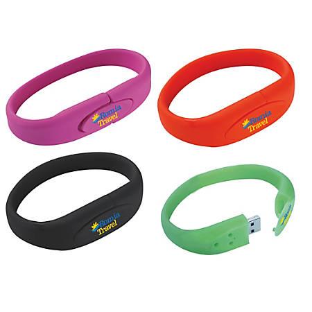 Bracelet USB Flash Drive, 2GB