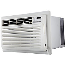 LG 10000 BTU 230v Through the