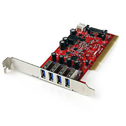StarTechcom 4 Port PCI SuperSpeed USB