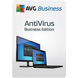 AVG Antivirus Business Edition 1 Year