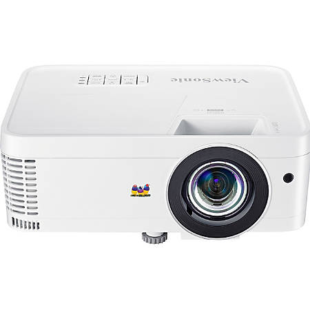 Viewsonic PX706HD 3D Ready Short Throw DLP Projector - 16:9