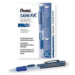 Pentel Side FX Mechanical Pencil 07