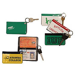 Pass Case Key Ring
