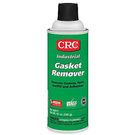 CRC Gasket Remover, 16 Oz Aerosol Can, Opaque